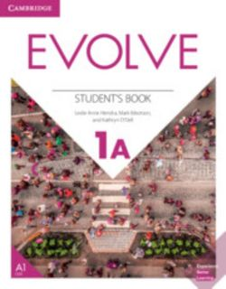 Evolve Level 1A Student's Book