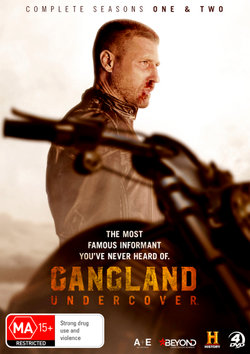 Gangland Undercover: Seasons 1 & 2 (History)