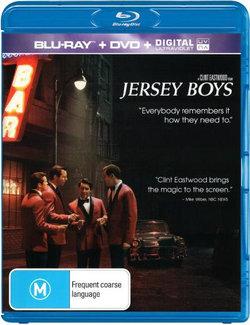 Jersey Boys (Blu-ray/DVD/UV)