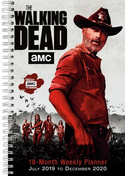 Walking Dead , the 2020 Weekly Diary Planner