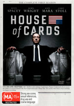 House of Cards: Season 1 (Volume 1: Chapters 1 - 13)