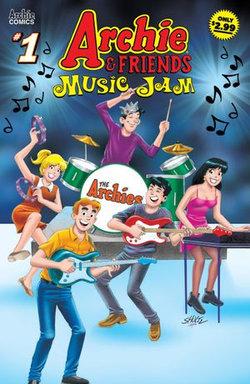 Archie & Friends: Music Jam #1