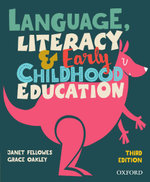 Language, Literacy and Early Childhood Education 3E