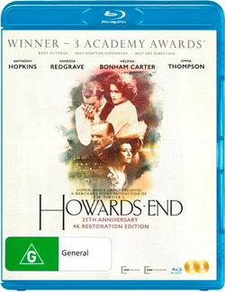 Howards End (1992) (25th Anniversary 4K Restoration Edition)