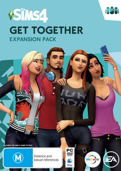 The Sims 4 Expansion 2 (Get Together)