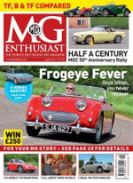 MG Enthusiast (UK) - 12 Month Subscription