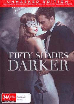 Fifty Shades Darker (Unmasked Edition) (DVD/UV)