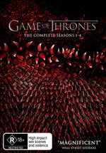 Game of Thrones: Season 1 - 4