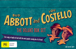 Bud Abbott and Lou Costello: The Deluxe Box Set