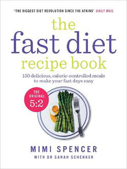 The Fast Diet Recipe Book (The Official 5:2 Diet) | Stay at Home Mum