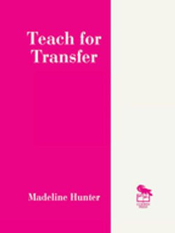 Teach for Transfer