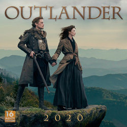 Outlander 2020 Square Wall Calendar