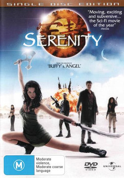 Serenity (2005) (Single Disc Edition)