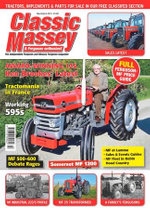 Classic Massey & Ferguson Enthusiast (UK) - 12 Month Subscription