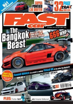 Fast Car (UK) - 12 Month Subscription