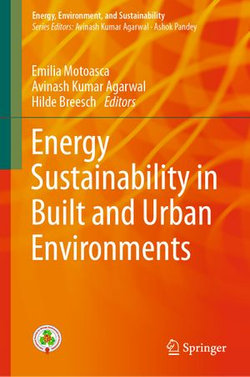 Energy Sustainability in Built and Urban Environments