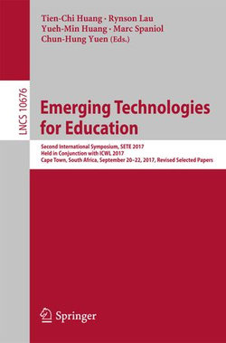 Emerging Technologies for Education