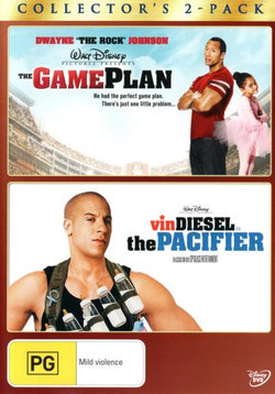 The Game Plan / The Pacifier