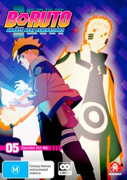 Boruto: Naruto Next Generations: Part 5