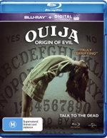 Ouija: Origin of Evil (Blu-ray/UV)