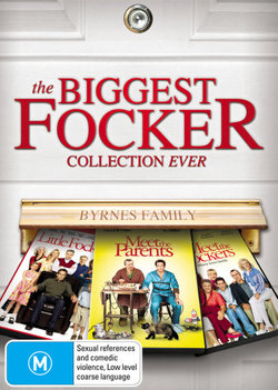 The Focker Family Collection (Meet the Parents / Meet the Fockers / Little Fockers)