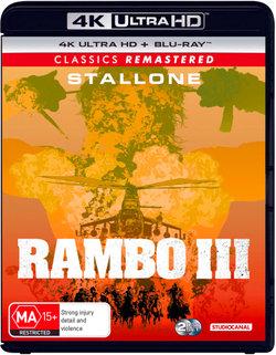rambo quadrilogy blu ray