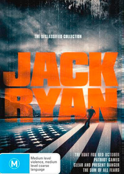 The Jack Ryan Special Edition DVD Collection (The Hunt for Red October / Patriot Games / Clear and Present Danger / Sum of All Fears)