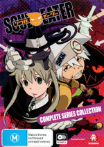 Soul Eater: Complete Series Collection