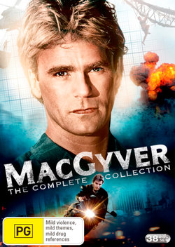 MacGyver (1985): The Complete Collection (Seasons 1 - 7)