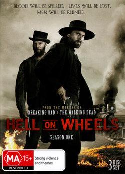 Hell on Wheels: Season 1
