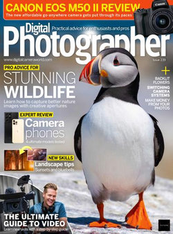 Digital Photographer (UK) - 12 Month Subscription