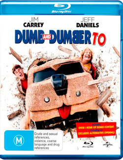 Dumb and Dumber To (Blu-ray/UV)