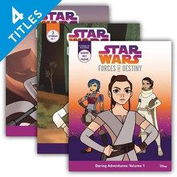 Star Wars: Forces of Destiny Chapter Books (Set)