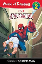 The Story of Spider-Man (Level 2)