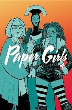 Paper Girls Volume 4 | Angus & Robertson