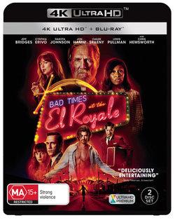 Bad Times at the El Royale (4K UHD / Blu-ray)