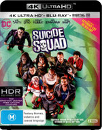 Suicide Squad (4K UHD / Blu-ray / UV)