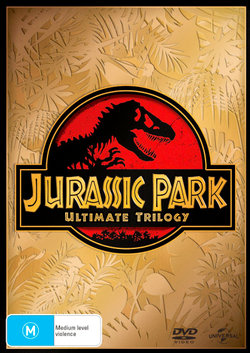 Jurassic Park: Ultimate Trilogy (Jurassic Park / The Lost World: Jurassic Park / Jurassic Park III)