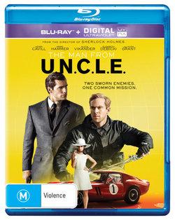 The Man from U.N.C.L.E.  (Blu-ray/UV)