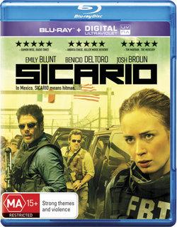 Sicario (Blu-ray/UV)
