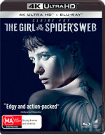 The Girl in the Spider's Web (4K UHD/Blu-ray)