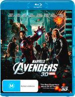 The Avengers 3D (2012) (3D Blu-ray)