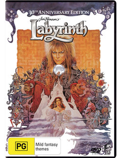Labyrinth (Jim Henson's) (30th Anniversary Edition)