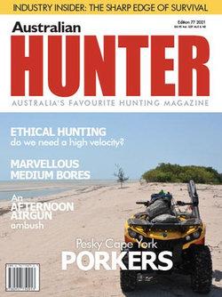 Australian Hunter - 12 Month Subscription
