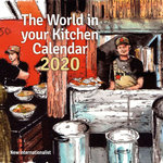 World in your Kitchen Calendar 2020