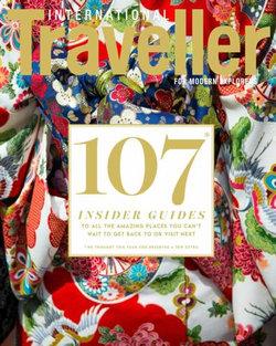 International Traveller - 12 Month Subscription