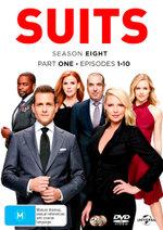 Suits: Season 8 - Part 1 (Episodes 1 - 10)