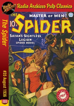 The Spider eBook #35