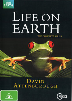 Life on Earth: The Complete Series (David Attenborough)