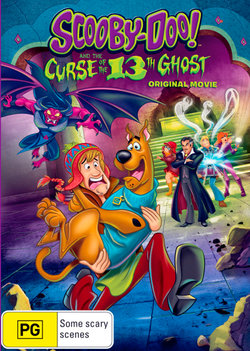 Scooby-Doo! and the Curse of the 13th Ghost (Original Movie)